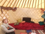 Save the world with an eco-friendly Yurt!