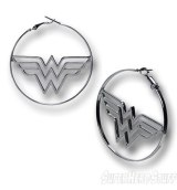 Gifts for Geeks: Superhero Earrings